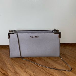 Calvin Klein small handbag/clutch